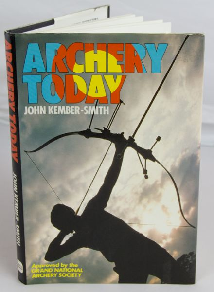 ARCHERY TODAY   by John Kember-Smith